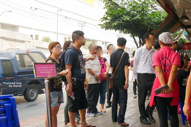 thailandfood, 泰國自由行, 曼谷自由行, 海南雞飯, 水門市場, 曼谷美食, 曼谷必吃