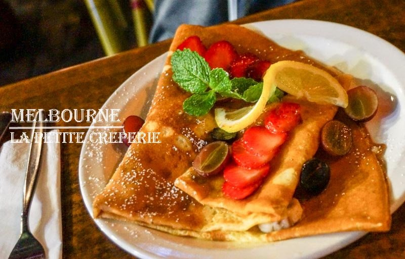 Lapetite-creperie,墨爾本,墨爾本美食,法式可麗餅,墨爾本必吃甜點,墨爾本咖啡,澳洲自由行,墨爾本自由行