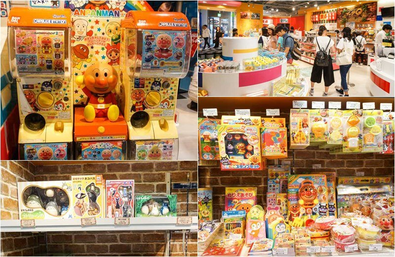 ntv-shiodome,汐留景點,日本電視台,宮崎駿大時鐘,柯南專賣店,東京免費景點,東京景點