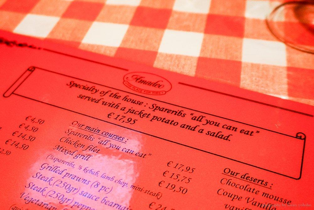 肋排吃到飽,belgium-amadeo,amadeo,比利時美食,比利時晚餐,比利時,歐洲之旅,比利時肋排,布魯塞爾,布魯塞爾美食