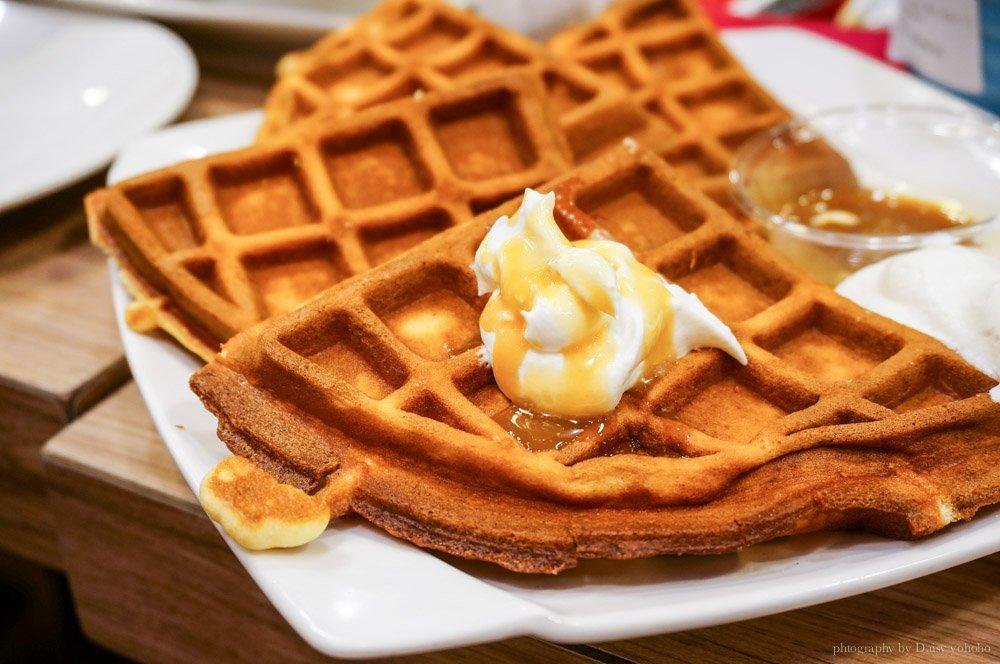 toast-forest,土司森林,南門總店,中興大學,早午餐,台中早午餐,台中美食,南門路,鬆餅
