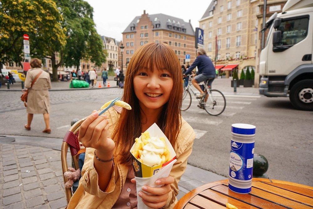 Belgian-FritN-Toast,比利時,歐洲,比利時美食,布魯塞爾,布魯塞爾美食,比利時首都