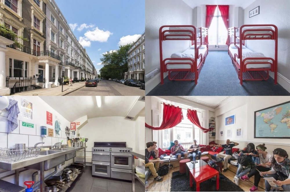 英國倫敦住宿推薦 | Astor Quest Hostel 平價青年旅館